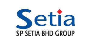 SP Setia logo