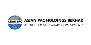 Asian Pac Holdings Berhad logo